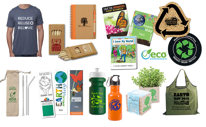 Earth Day 2019 | Promotional Products, Giveaways and Swag for Earth Day Events
