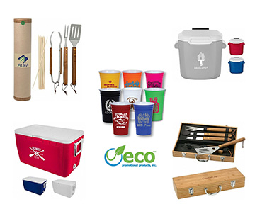 National BBQ Month Promotional Products