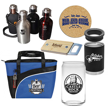 Promotional Products for Sustainability-Minded Craft Breweries