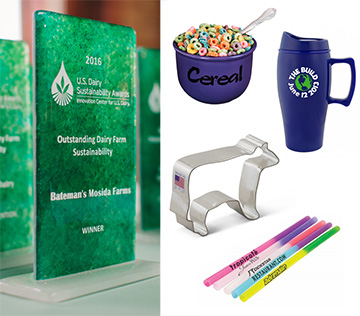 Promotional Products for National Dairy Month