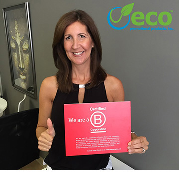 Eco Promotional Products Receives B-Corp Certification