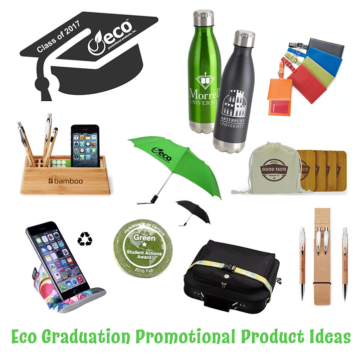 Top Promotional Products for College Graduates