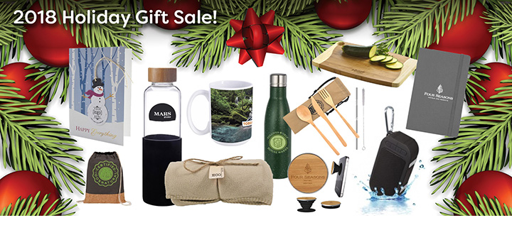 2018 Gift Guide for Green Companies