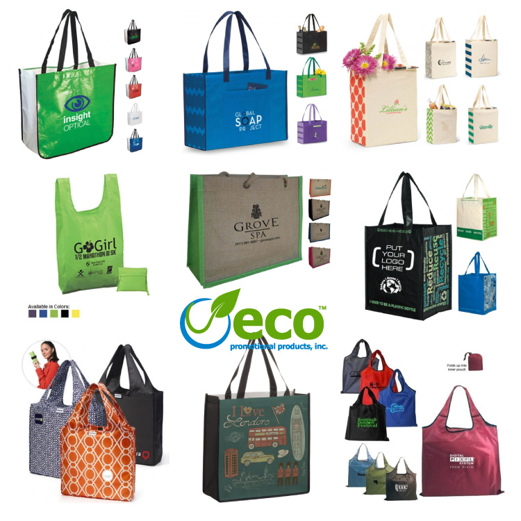Are plastic bag bans working? Chicago says 'yes'. Reusable Bags are the promotional product that never goes out of style.