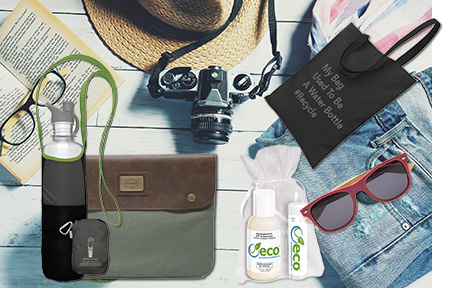 Eco Promotional Products | Summer Travel 2019