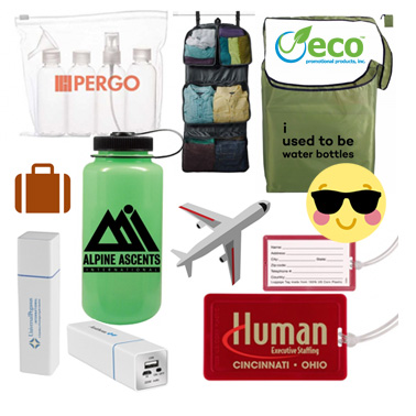 Promotional Products for Summer Travel