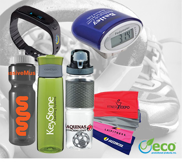 Top Health and Fitness Promotional Products for January