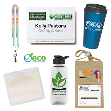 Choosing Promotional Products for Your Next Zero Waste Event