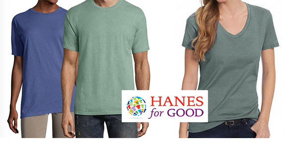 Eco-Friendly Hanes Apparel | Eco Promotional Products