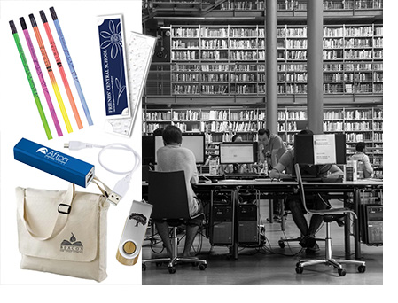 Eco Friendly Promotional Products for 2017 National Library Week, Summer Reading Programs