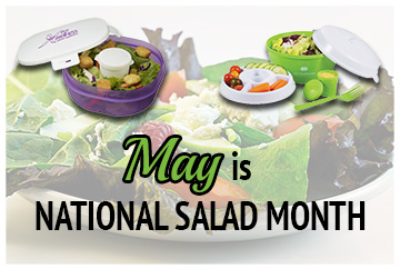 Eco Friendly Promotional Products for National Salad Month