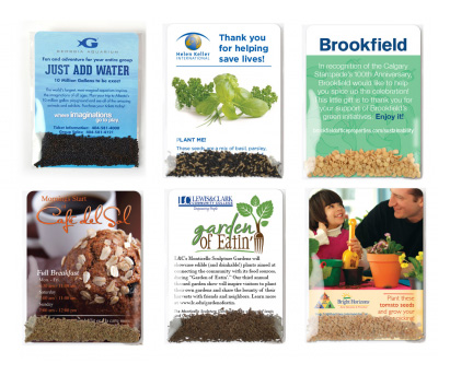 Plantable Promotions: Choosing the Best Seeds for Your Area