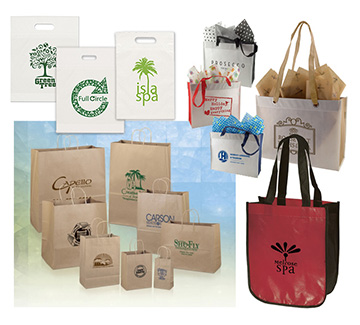 Eco Friendly Retail Shopping Bags