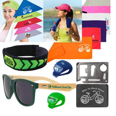 Promotional Products for National Bike Month 2018
