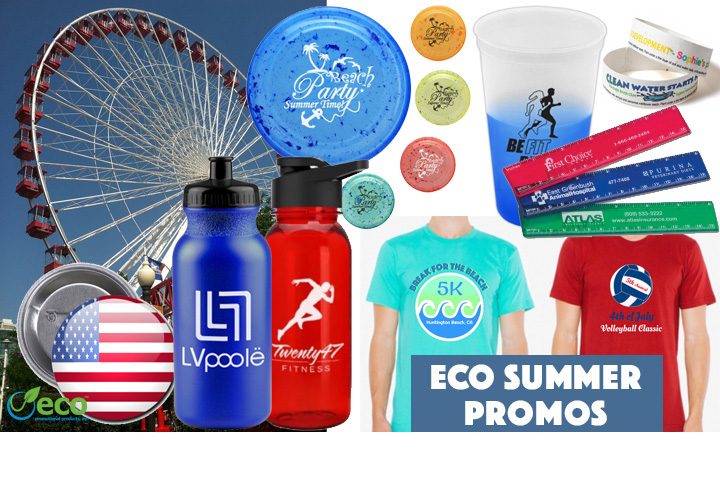 Top 10 Promotional Products for the 4th of July, State Fairs and Other Summer Events