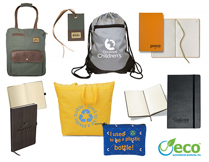 Vegan-friendly Promotional Products
