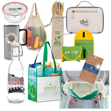Zero Waste Living Promotional Products