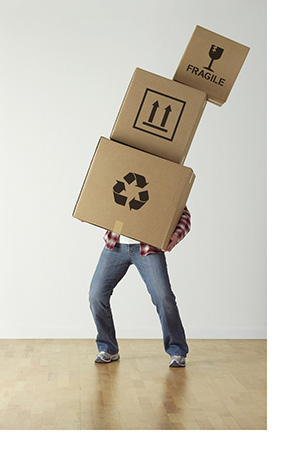 How to Reduce Waste during Move-in Week