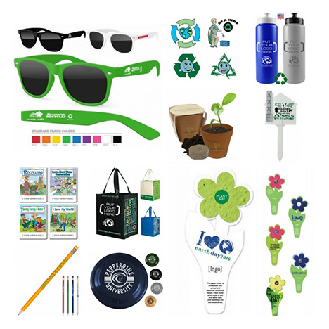 Top 10 Promotional Products for Earth Day 2017