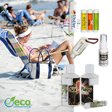Eco Promotional Sunscreen and Lip Balm
