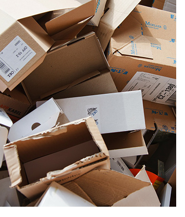 Minimizing the Impact of Packaging Waste