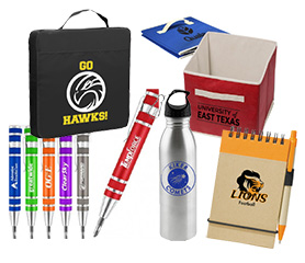 Back to School Promotional Products for Schools and Universities