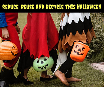 Green Your Halloween with Eco-Friendly Halloween Ideas