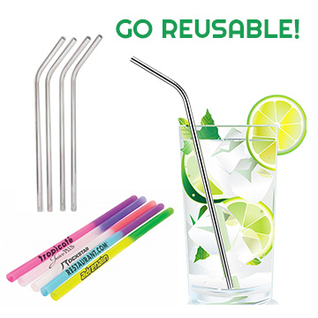 Beyond the Bag: Cities Banning Disposable Utensils and Straws