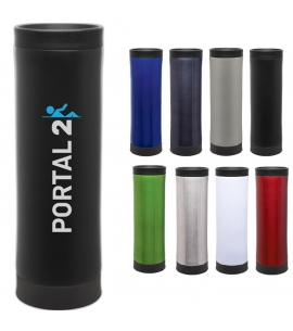 Stainless Steel Water Bottle | Double Wall Insulated | 16 oz