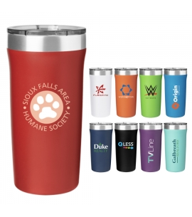 18 oz Thermal Tumbler - Powder Coated