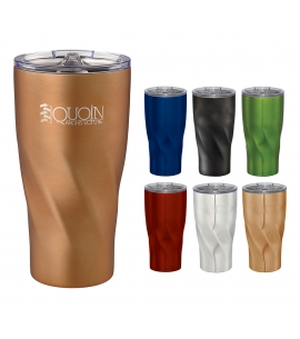 20 oz Copper Vacuum Insulated Custom Tumbler