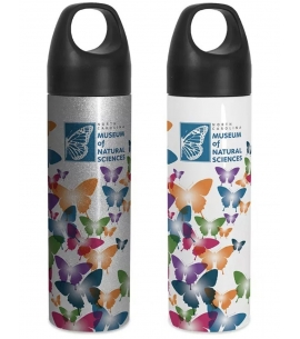 20 oz Stainless Steel Bottle with Carry Loop -  Full Color Sublimation