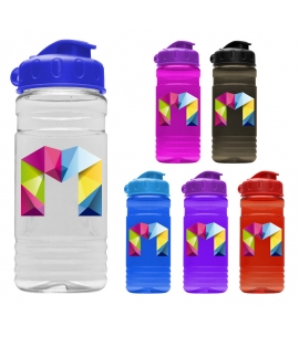 20 oz USA Made Flip Top Sport Bottle | Full Color