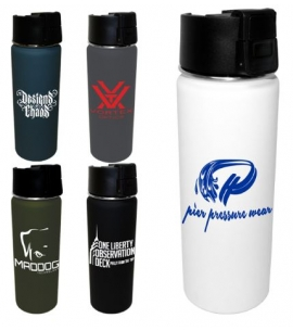 Personalized Sport Bottles | Stainless Steel | 20 oz