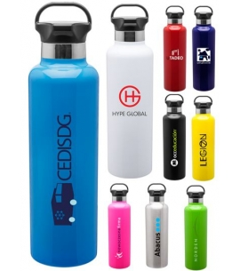 Vacuum insulated stainless steel bottle double wall stainless steel bottle