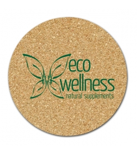 eco friendly coaster cork coaster promotional coasters custom coasters