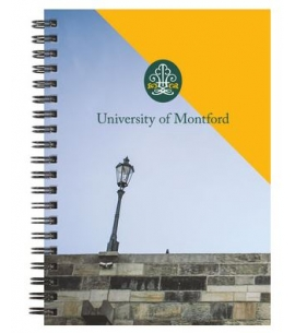 Full Color Notebook | Reusable | 5x7