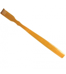 Bamboo Backscratcher and Shoehorn Personalized Eco-Friendly Promotion