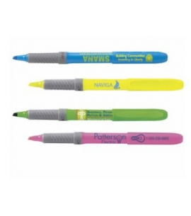 Custom Bic® Highlighters are great for students and executives