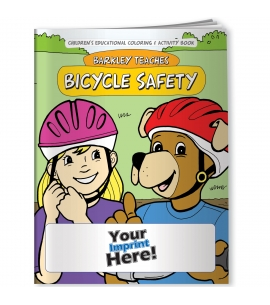 Bicycle Safety Activity Book Bike Month Giveaway Bike Safety Book