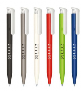 Bio Based Plastic Push Ball Point Pen | Reusable| Biodegradable