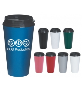 Branded Travel Tumbler USA Made 16 oz Infinity Tumbler
