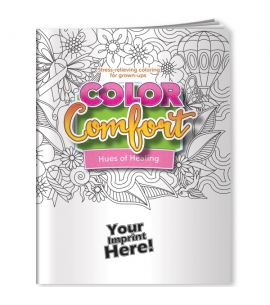Breast Cancer Awareness Promotions Adult Color Book Wholesale Adult Coloring Books