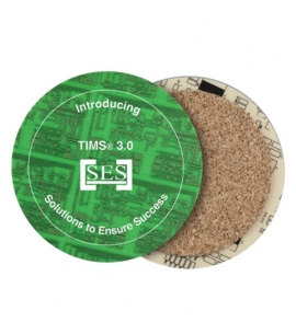 Recycled Circuit Board Coasters | Eco Promotional Products