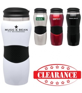 Clearance 14oz Stainless Steel Tumbler