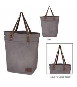 Cotton Canvas Utility Tote Bag BENCHMARK UTILITY TOTE BAG