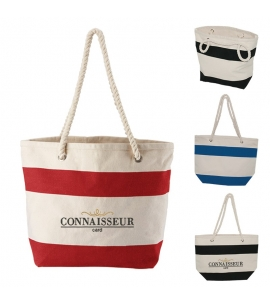 Cotton rope tote personalized bag eco promotional products