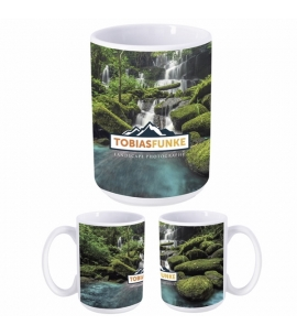 Custom ceramic coffee mug dye sublimated coffee mug full color coffee mug discount mugs full color