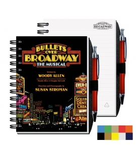 Custom Full Color Notebook with Pen
