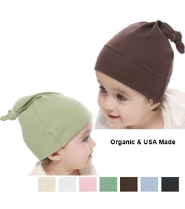 Custom Organic Infant Hat